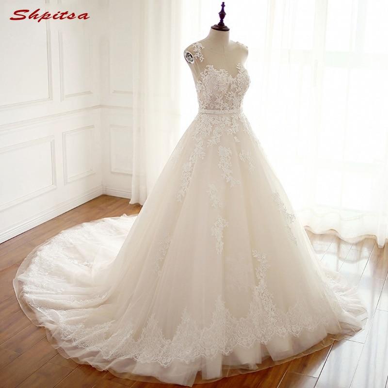 Aliexpress.com : Buy Unique Vintage Lace Wedding Dresses