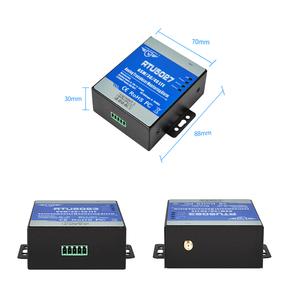 Image 5 - GSM Modbus RTU אנלוגי מתמר 0 5V כוח מתח ניטור אזעקת הפסקת חשמל מערכת עם SMS התראה RTU5027V