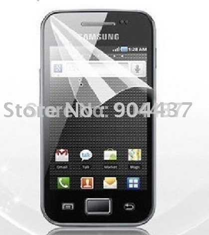 High Quality 3pcs/lot For Samsung Galaxy Ace S5830 Screen Protector Free Shipping