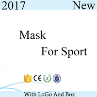 Dropshipping Newest Phantom Training Sport Mask 2 0 For Men Fitness Or Outdoor Sport With Box