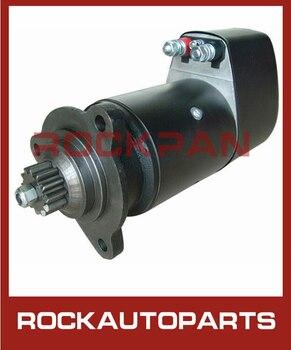 Nouveau moteur de démarrage 24 V 0001416043 pour DAF