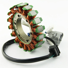 цена на Motorcycle Ignition Magneto Stator Coil for SUZUKI LT-F400 KingQuad 400 4WD 2WD 32101-27H10 Magneto Engine Stator Generator Coil