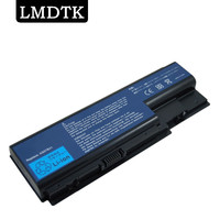 LMDTK New laptop battery for Acer Aspire 5520 5920 6920 6920g 7520 5310 5720 5910g 8920 8930 series 8 cells Free shipping