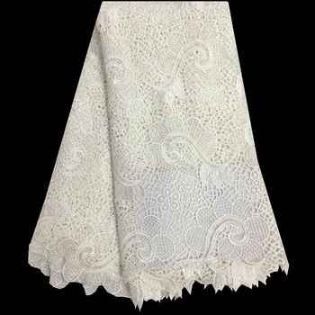 African Lace Fabric on sale,High Quality african cord lace latest 2016 guipure lace fabric 5Yards.Red Nigerian Lace Fabric F1122