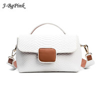 Women Flap Michaeled Handbags Design Crossbody Bags Famous Brands Fashion Style Panelled Serpentine Pu Shoulder Bag