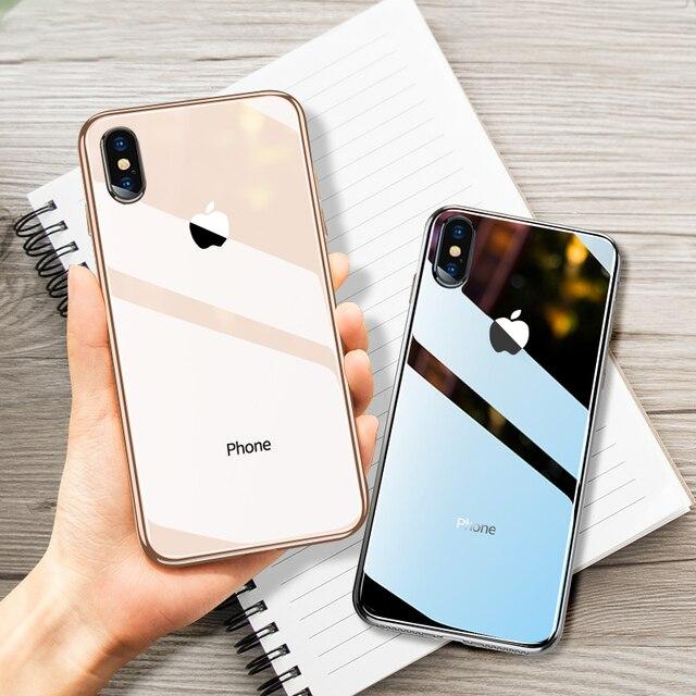 mirror case iphone xs max
