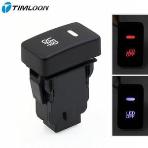 12V Car Fog Light Switch Daytime Running Lights Switch Use for Honda,Civic,Spirior,CRV,Fit Jazz,City,Accord,Odyssey,Crosstour(China)