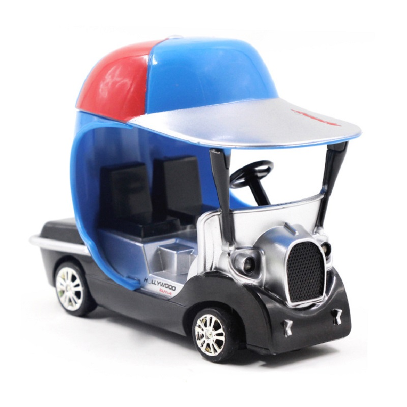 Flytec Hot Sales Simulation golf car Mini RC Car Radio Remote Control Micro Car 4 Frequencies Toy For Children birthday gift