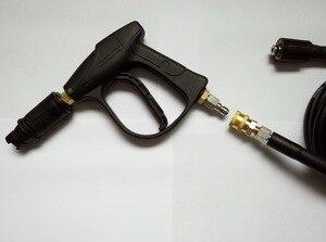 Image 4 - Coupleur à dégagement rapide G1/4 avec bouchon pour pistolet à haute pression et tuyau, haute qualité
