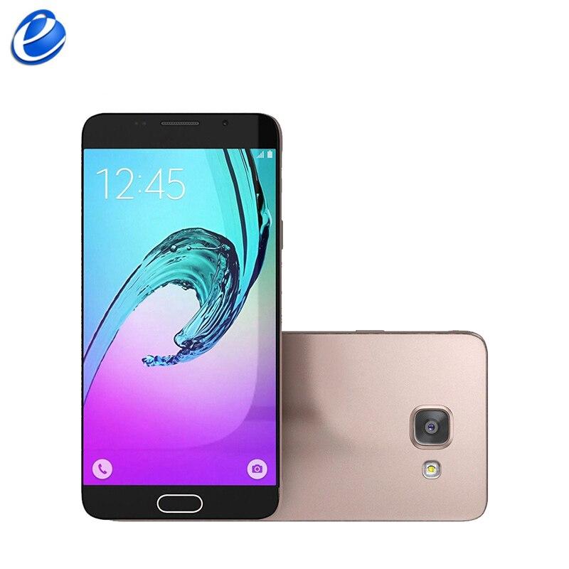 "bilder für Original samsung galaxy a7 a7100 2016 dual sim android 5.5 ""3300 mAh 3 GB RAM 16 GB ROM 13MP 4G LTE octa-core Fingerabdruck handy"