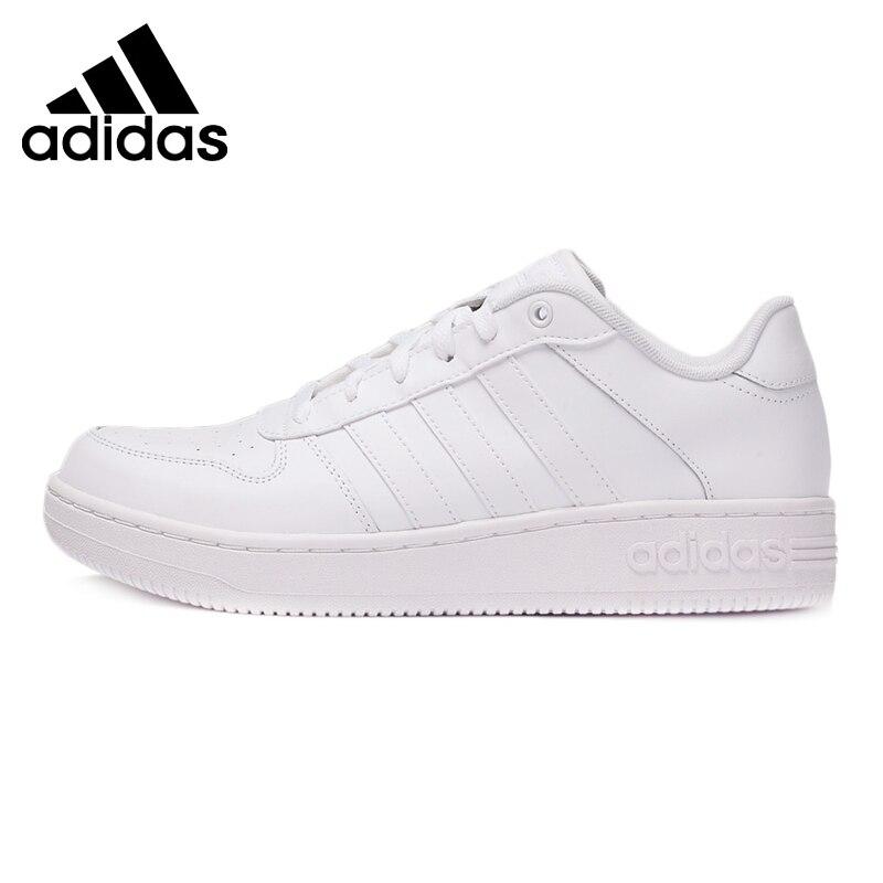 Prix pour Original Nouvelle Arrivée Adidas NEO ÉQUIPE COUR Hommes de Planche À Roulettes Chaussures Sneakers