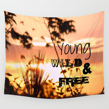 Hot sale  super pretty picture wall hanging tapestry home decoration tapiz pared 1500mm*1500mm