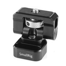 SmallRig Adjustable Monitor Adapter Mic Holder Can Swivel 360 degree and Tilt 150 Mount for BSE2294