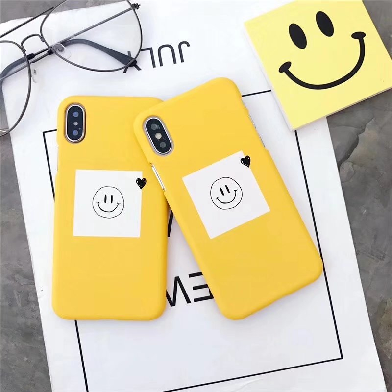 Fashion Cute Case For iPhone 6 6s 7 8 X Case Animal Cat expression Phone Cases Hard plastic PC Back Cover For iPhone 6 7 8 Plus