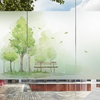Badezimmer Fensterfolie, benutzerdefinierte farbigen milchglas fensterfolien, wc badezimmer, Design ideen