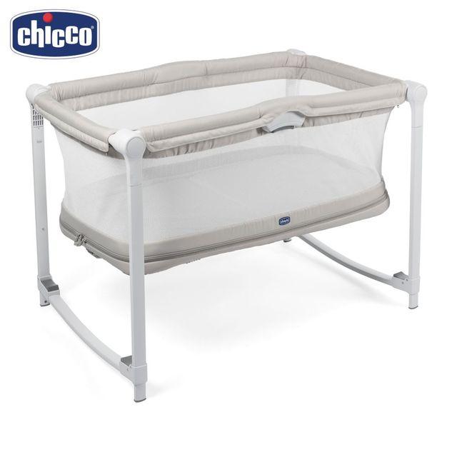 Кроватка-манеж Chicco Zip&Go Aquarelle