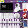Golden Security DIY G90B Plus WiFi 2G 3G GSM WCDMA Autodial Security Alarm Home Alarm System