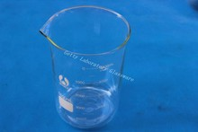 5000 мл (5 л) Лаборатория Стекло Пробирки лабораторные, с широким ртом, Pyrex стекло материал