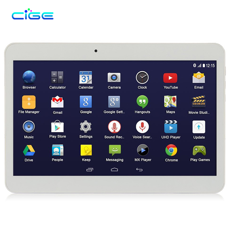 CIGE N9106 Android Tablet PC 10.1 inch Dual SIM 3G WCDMA Child Tablet 10 1GB RAM 16GB ROM Support Play store Tablets PCs