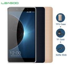 Оригинальный leagoo M8 16 ГБ/2 ГБ смартфон 0.19 S отпечатков пальцев 5.7 »2.5D Arc freeme 6.0 MT6580 (MTK6580A) Quad Core до 1.3 ГГц GPS