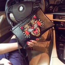 Fashion hand bag casual IPAD clutch bag