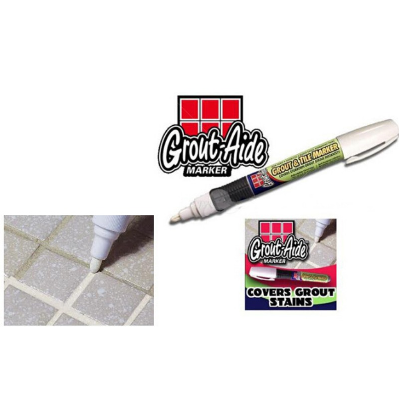 Drop Shipping Grout Pen Marker For Seams Tile Grout Marker