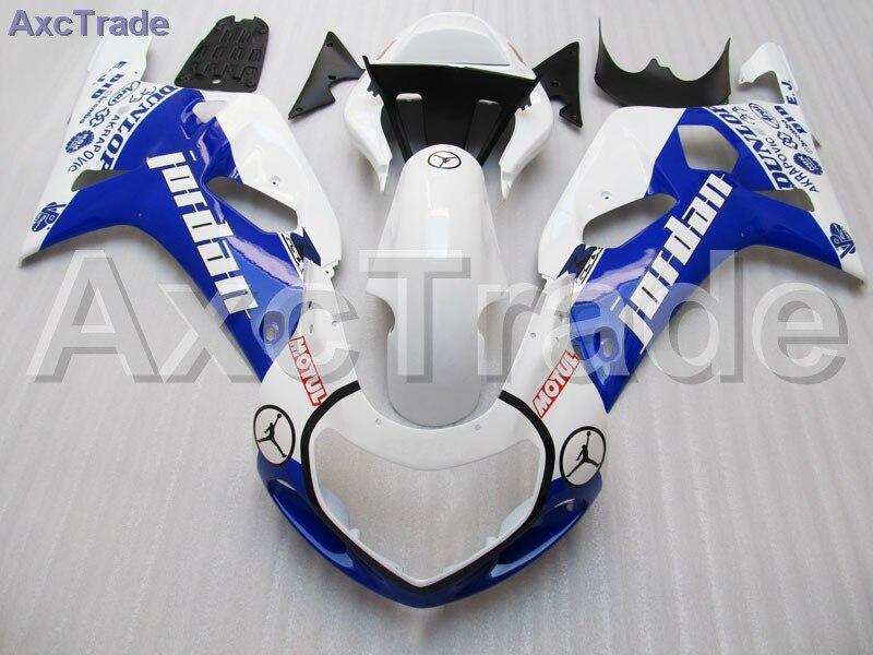 Motorcycle Fairing Kit For Suzuki GSXR GSX-R 600 750 GSXR600 GSXR750 2001 2002 2003 K1 Fairings kit High Quality ABS Plastic D22 motorcycle fairing kit for suzuki gsxr gsx r 600 750 gsxr600 gsxr750 2001 2002 2003 k1 fairings kit high quality abs plastic d54