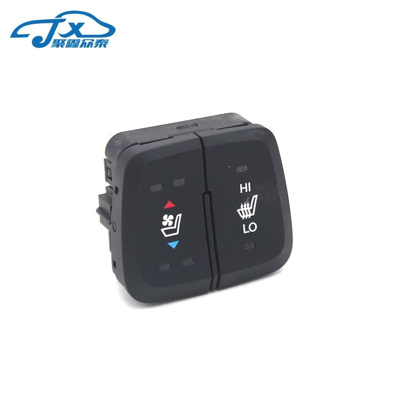 Pour la Hyundai Sonata YF I45 commutateur de chauffage de siège siège ventilation interrupteur bouton