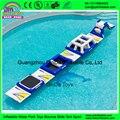 Гигантские Надувные Игрушки Воды Игра/Харрисон Надувные Открытый Парк Водных Аттракционов Производителя Водную Преграду