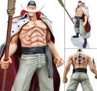 11 Inch One Piece POP Whitebeard Edward Newgate 28cm PVC Action Figure model Big Model Toy