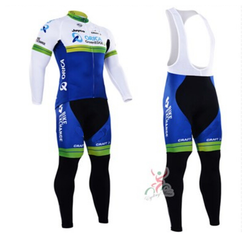 new brand cycling men red Cycling Jersey long Set pro team Bike Racing long Cycling Clothing Wear Clothing 3DGel pad breathable 2016 high quality new cycling jersey women and men s mountain bicycle cycling clothing racing bike riding wear breathable