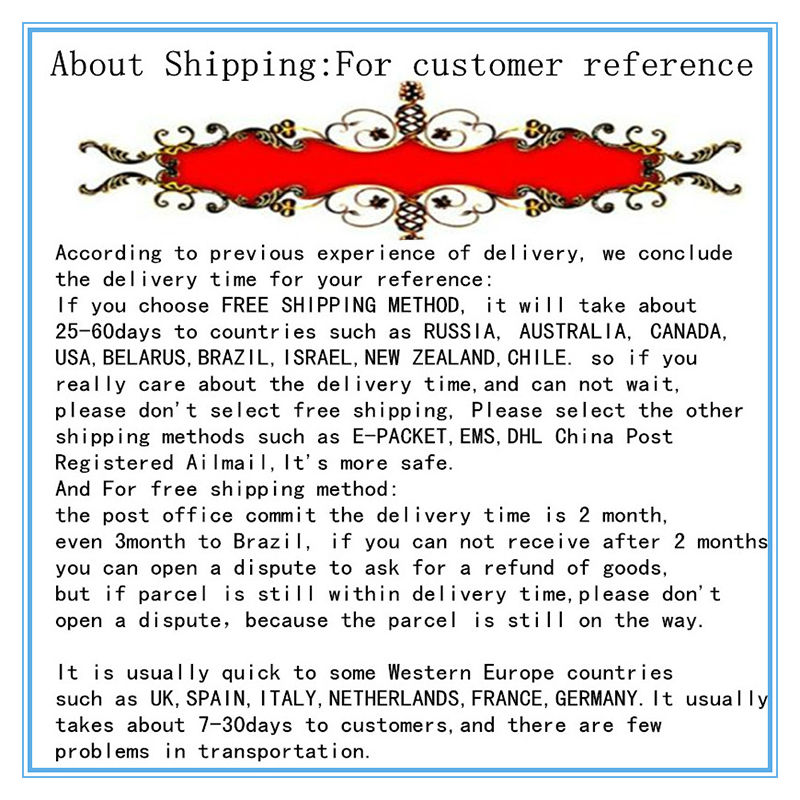 free shipping delivery time