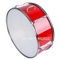 24 Inch Red Afanti Music Bass Drum BAS 1025