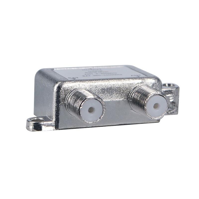 Kvaliteetne 2 in 1 kahesuguse kasutusega kahesuunaline diplexer TV - Kodu audio ja video - Foto 4
