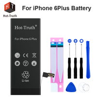 Hot Truth Li Ion Battery 2915 MAh For IPhone 6 Plus Built In Mobile Phone Battery