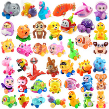 Kids Cute Cartoon Animal  Clockwork Toys Vintage Wind Up Turtles Toy Classic For Children