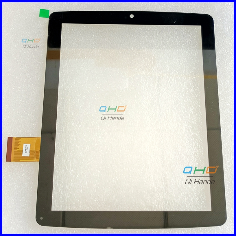 Black New 8 Inch Touch Screen Digitizer Glass Sensor Panel For 080081-01A-V1 Tablet Replacement Parts Free shipping witblue new touch screen for 7 inch tablet fx 136 v1 0 touch panel digitizer glass sensor replacement free shipping