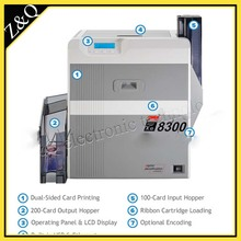 EDIsecure XID 8300 ID Card Printer Dual-Sided – Configurable with  one DIC10216 and one DIC10319