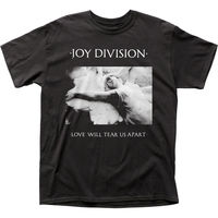Joy Division Love Will Tear Us Apart Adult Tee Men 100% Cotton Classic tee,Hip Hop Funny Tee,New Arrival Tees