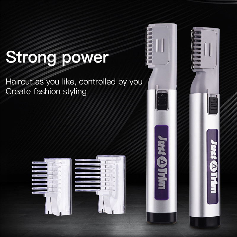 Electric Hair Clipper Styling Tools Just A Trim Hair Trimmer Shaving