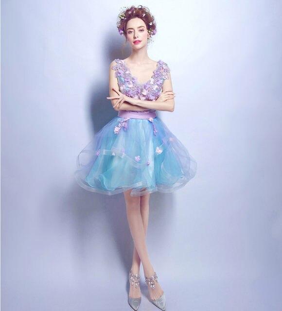 Online-Shop Bankett frauen lange mesh spitze Kleid bodenlangen ...