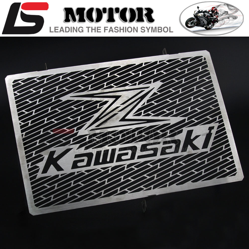 radiator grille guard protection Kawasaki Z750 Z800 ZR800 Z1000 ...