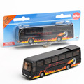 Siku 1:87 fire Tour Bus Classic boutique alloy car toys for children kids toys Model Original box freeshipping