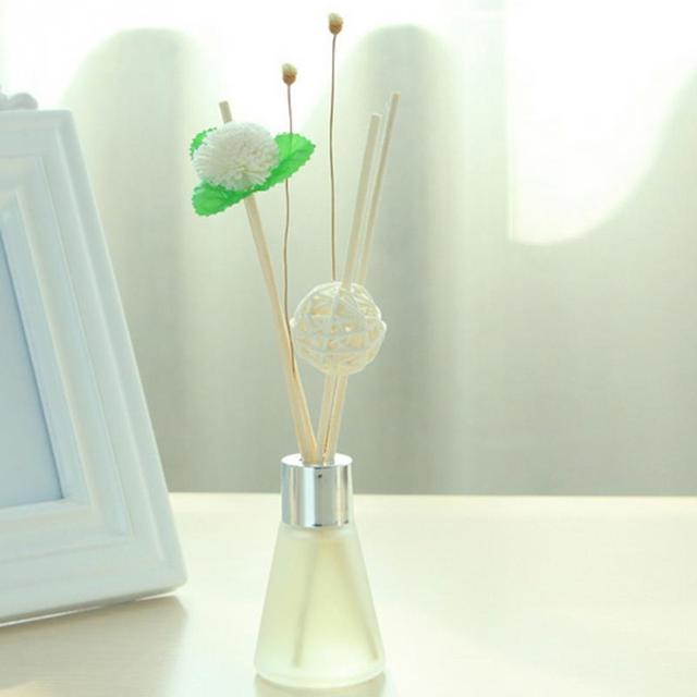 New Elegant Office Decor Aromatherapy Humidifier Set 8 Types 50ml Perfume  Essential Oils Rattan Ball Home
