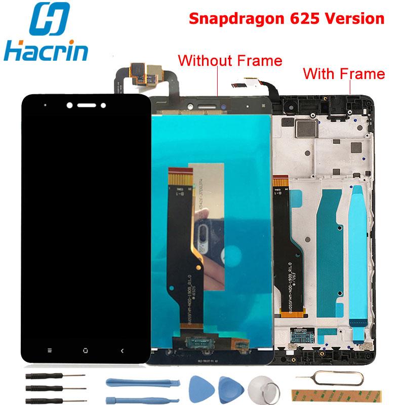 Xiaomi Redmi Hinweis 4X LCD Display + Touchscreen Neue Digitizer Glasscheibe Für Xiaomi Redmi Hinweis 4 Globale Version Snapdragon 625