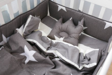 star baby crib bedding set kids bedding set newborn baby bed set pillow duvet cover bed