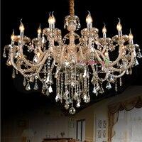 Wholesale Price Bohemian Crystal Chandeleir Light Hotel Chandelier Chandelier Crystal Use For Living Room
