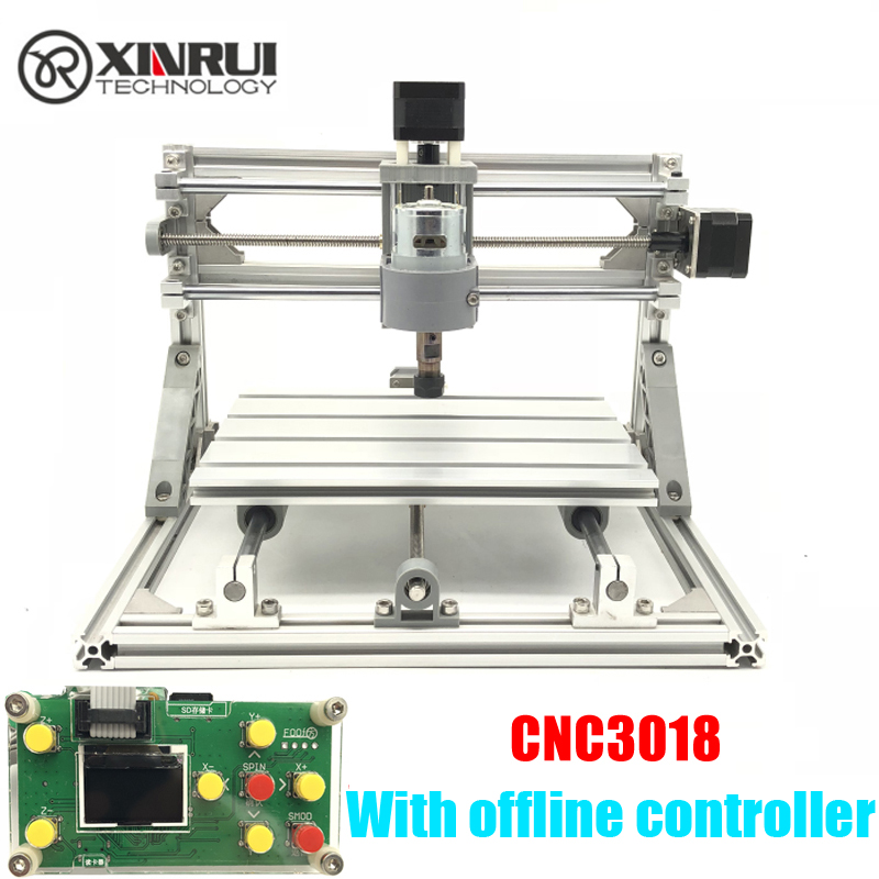 CNC 3018 ER GRBL control Diy CNC machine,3 Axis pcb Milling machine,Wood Router laser engraving,best toys