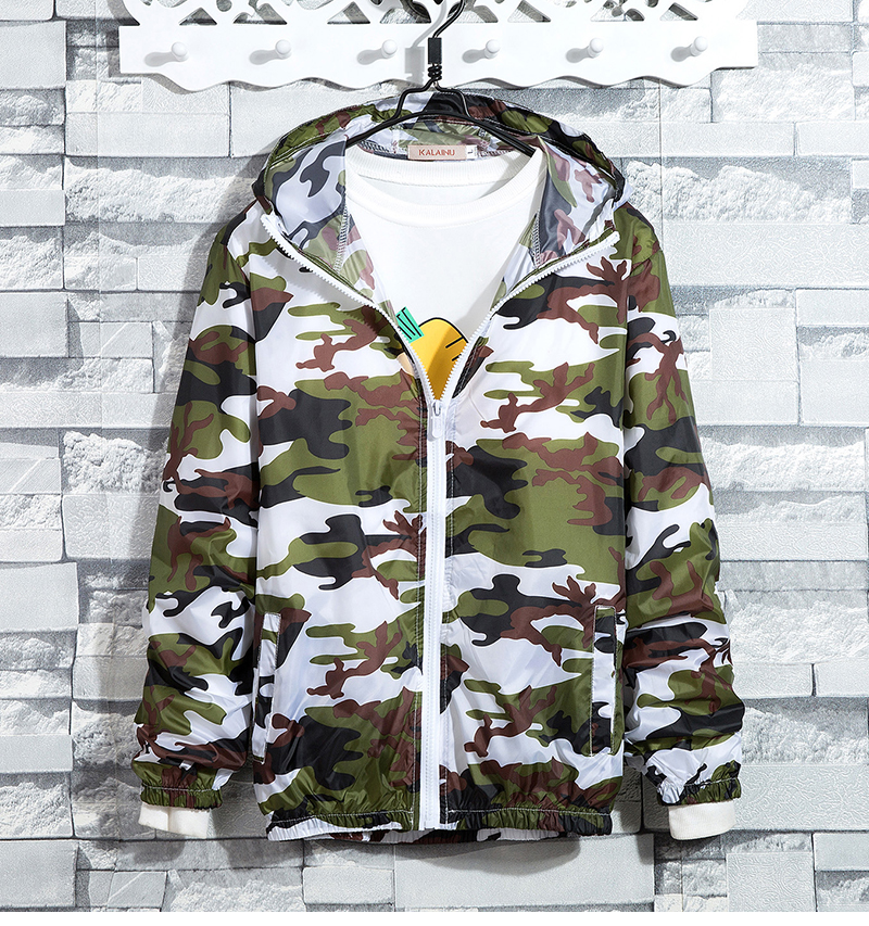 Mens Windbreaker Jackets  (4)