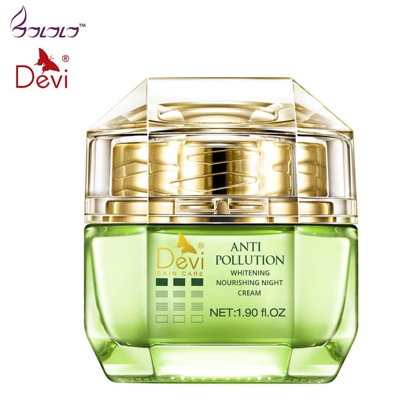 цена на Anti-pollution Moisturizer Brighten Whitening Beauty makeup Facial Skin Care anti aging night Cream for face cream wrinkle cream